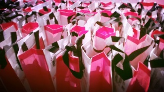 Goody Bags, tweeted by Sara-Jade Virtue
