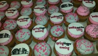 Cupcakes, tweeted by Sara-Jade Virtue